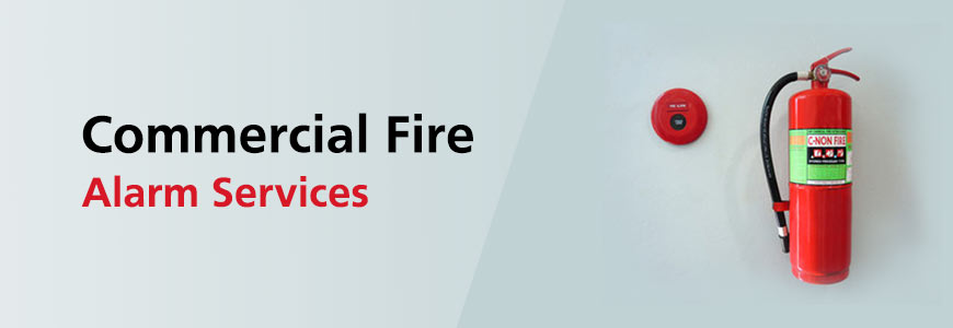 Commercial Fire Alarm systems installation in Houston TX