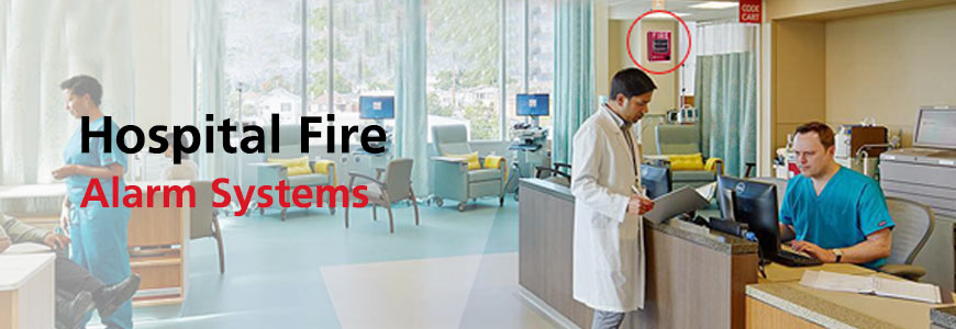 Hospital Fire Alarm Systems In Houston, TX