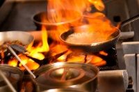 Preventing Kitchen Fires Tips Safe Cooking