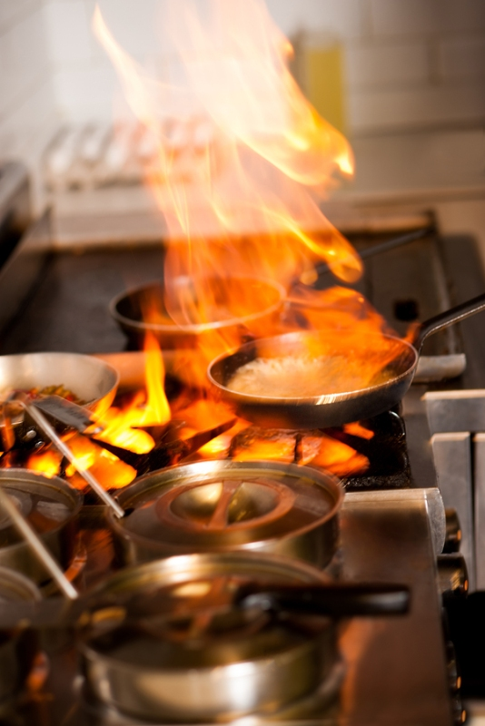 Preventing Kitchen Fires Tips On Safe Cooking Houston