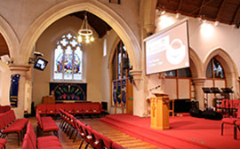 Fire Alarm Systems for Church in Houston TX, TX