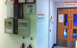 Fire Alarm System for Healthcare and Hospital