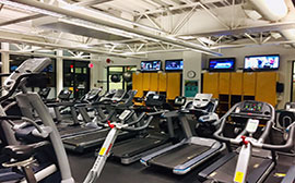 Fire Alarm Systems for Fitness Center in Houston, TX