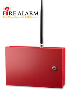 Image of Cellular Fire Alarm System