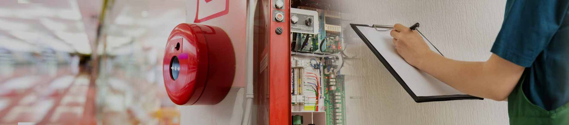 Fire Alarm System Inspection in Houston TX