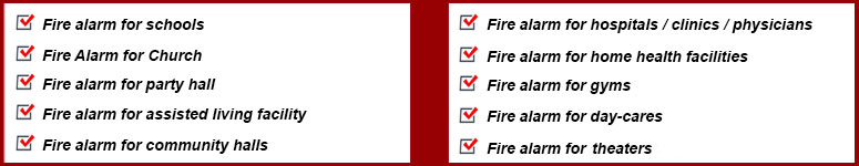 Why Choose Fire Alarm Houston for your Fire Alarm services?
